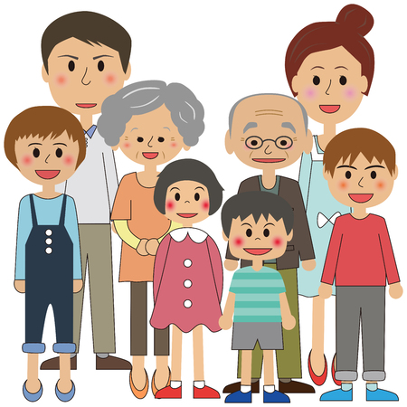 eight: Eight family