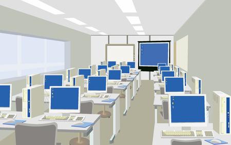 pc: PC classroom