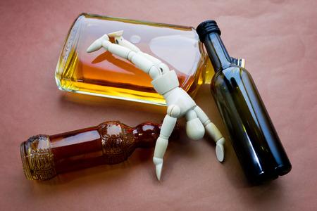 liqueurs: alcohol addiction