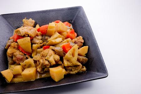 boiled: Boiled Chikuzen