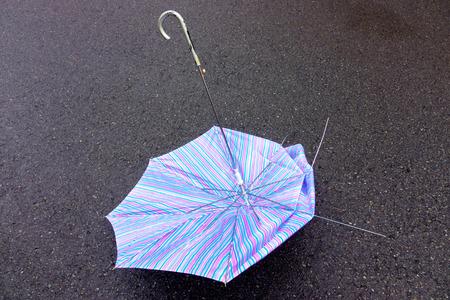 fueled: Broken umbrella