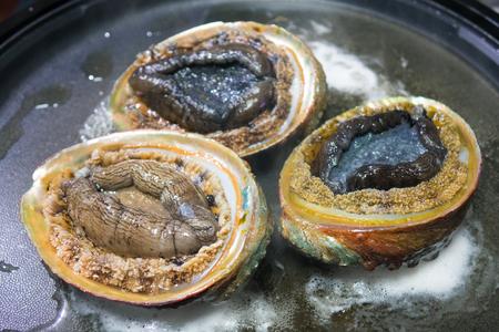 baked: Baked Abalone