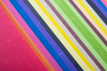 Color Japanese papers