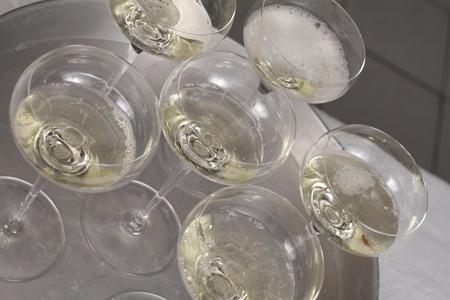 champagne splash. bottle and cork celebration time Stock Photo - 9143345
