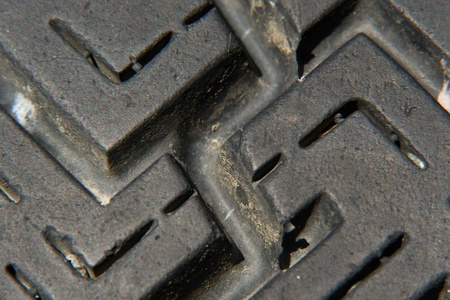 tire tyre profile close up Stock Photo - 11092888