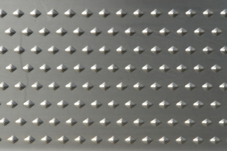 close-up of a metal surface........... photo