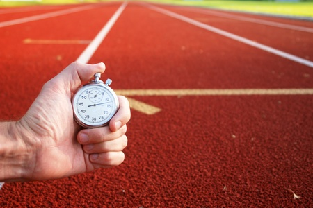 atletisch: circuits klaar voor de olympische spelen