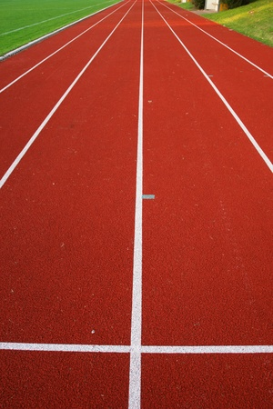 race tracks ready for the sports competition games