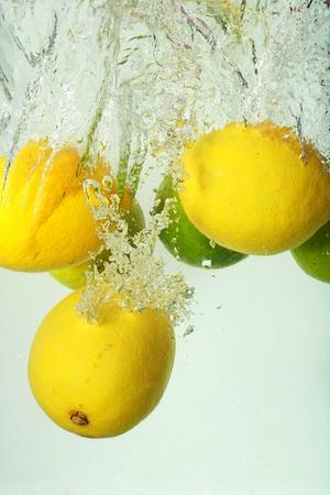 to watersplash: lemon watersplash