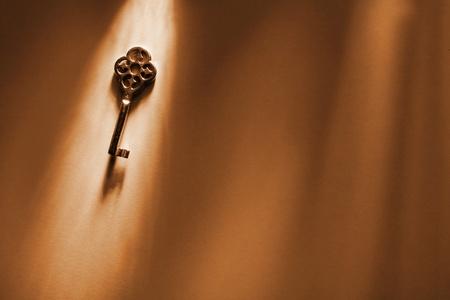 Blank key of success Stock Photo - 14291171
