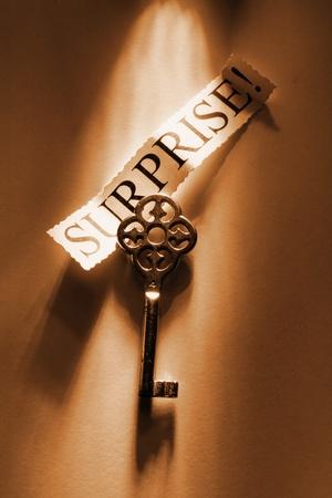 Key of Surprise Stock Photo - 14298055