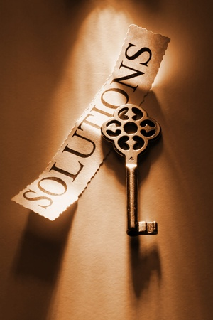 entrepeneur: Key to solutions