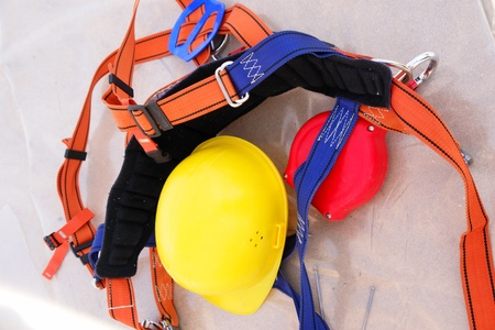 close-up of a safety equipment Stock Photo - 16257463