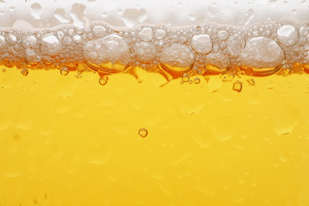 drank: close up of a glass of beer Stock Photo