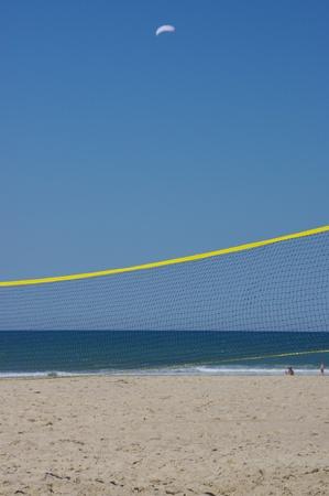 beach volley ball photo