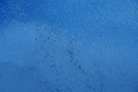 rainfall: rainfall water drops in the blue sky Stock Photo