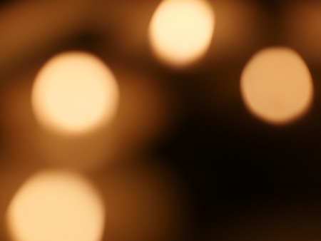 the candle: blur defocus abstract background out of focus
