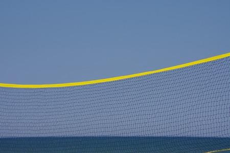 pelota de voley: voley playa balón fuera puertas