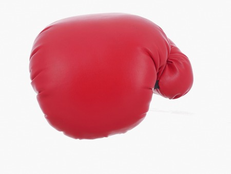 boxing glove: Boxing gloves with white blackground