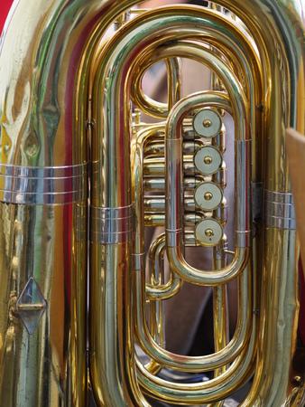 tuba: a golden tuba