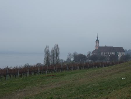 birnau im Nebel