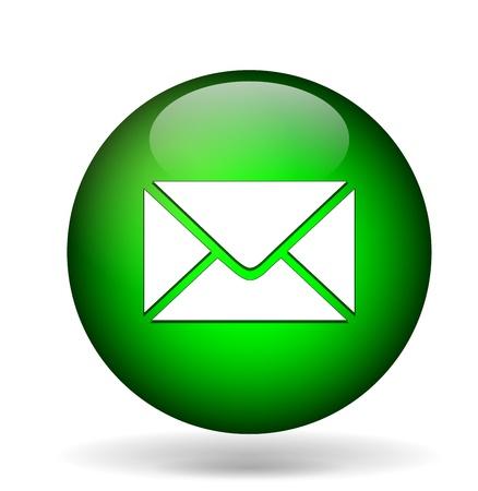 clic: gren mail icon