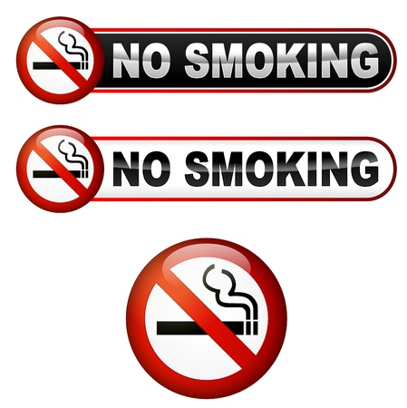 No smoking Stock Vector - 21423657