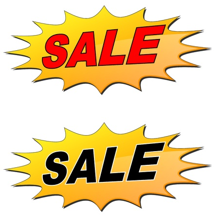 SALE Stock Vector - 21423738