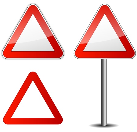 Gefahr Standard-Bild - 21423760