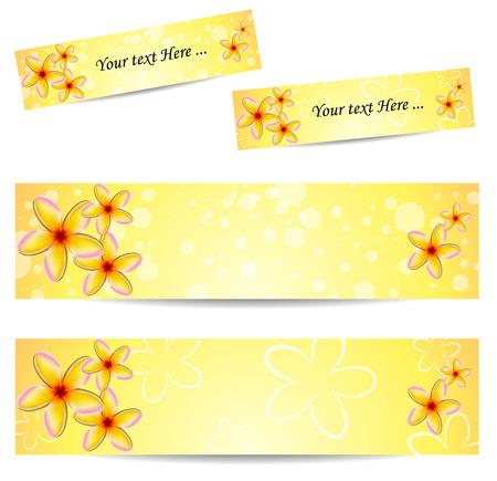 Flowers banner Stock Vector - 22325160