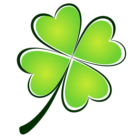 Clover picture Vector