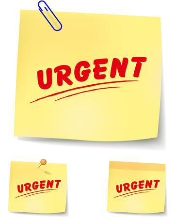 postscript: Urgent