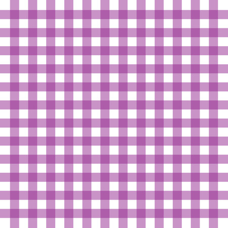 gingham: Vector illustration of purple gingham background concept