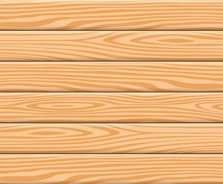 hardwood flooring: Illustration of clear wood background design concept Illustration