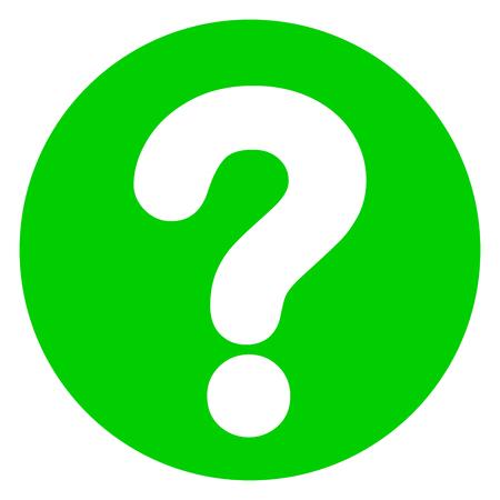 Question mark icon illustration. 版權商用圖片 - 85354213