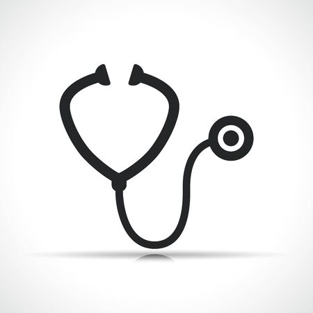 Vector illustration of medical treatment icon symbol