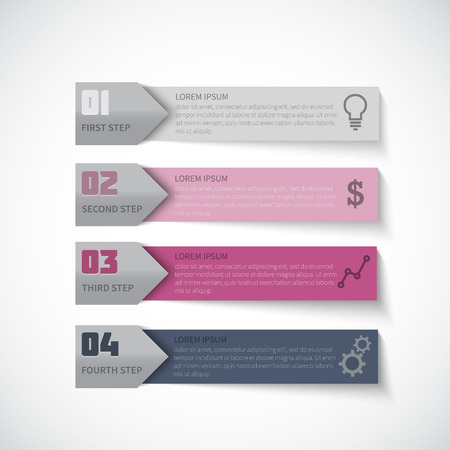Infographic elements for your design.