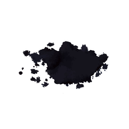 ink stain: Illustration of ink stain.