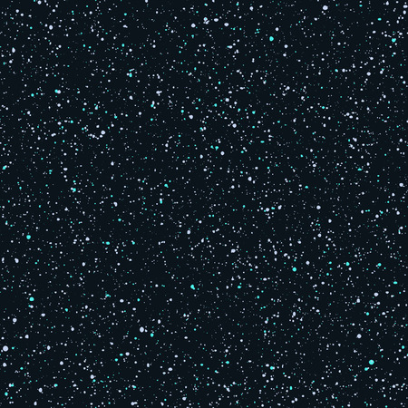 Night stared vector background, seamless texture, beautiful backdrop.