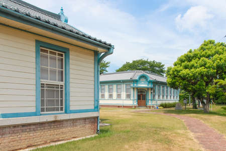 Takamatsu City Water Works Museum Old Office Old Inn Naomuro