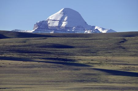 tibetan house: Mt. Kailas is the sources of four major rivers : the Indus, the Brahmaputra, the Sutlej and the Ganges.
