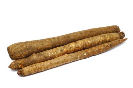 Black salsify roots (Scorzonera hispanica)