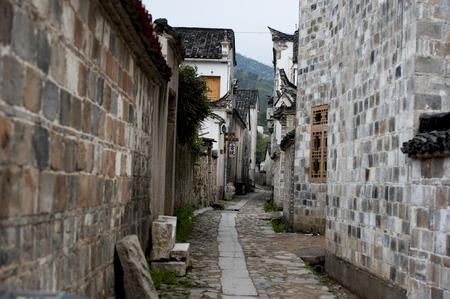 cha: Cha Chi Village alley view
