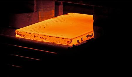 steel plate: steel plate Stock Photo