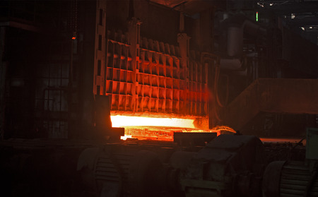 steel: steel plate Stock Photo