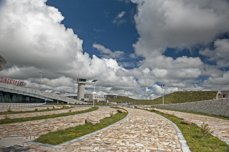 Daocheng Yading Airport, the worlds highest civilian airport
