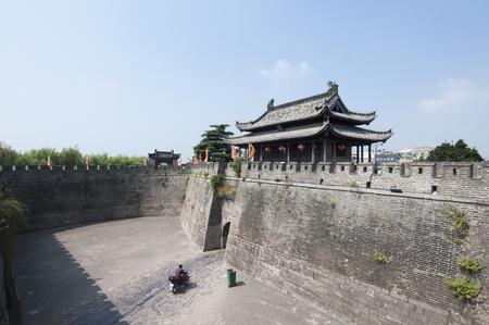 Anhui Shouxian Ancient City Wall