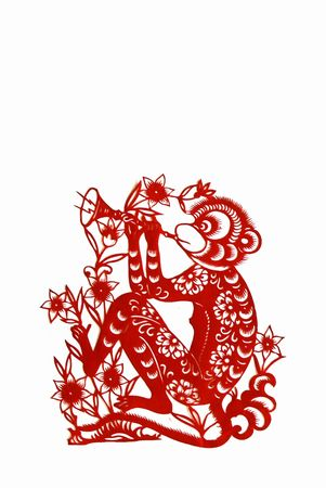 monkey,   Chinese zodiac animals.