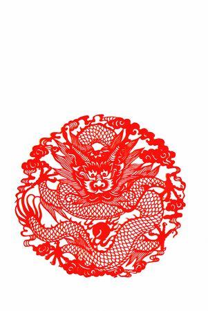 Chinese-dragon,  Chinese zodiac animals. photo