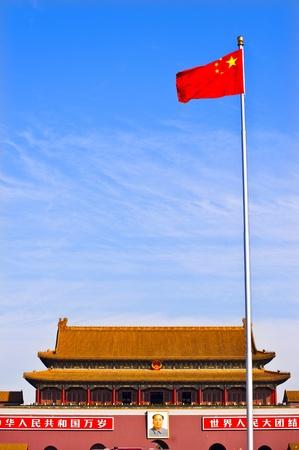Beijing Tiananmen Gate